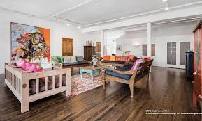 Soho Laminate Flooring 4 75m Soho Loft In An Artists U0027 Co Op Is Authentic But Not
