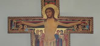 san damiano crucifix the san damiano cross of assisi