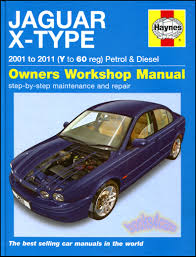 jaguar x type manuals at books4cars com