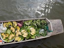 cuisines smith ว นน ได กล วยสวยๆ มาทำขนม smith rabbit cuisine