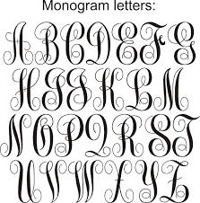monogram letter s monogram letters jpg artsy fartsy monograms