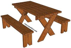 this old house picnic table picnic table plan picnic table plans ask this old house picnic table