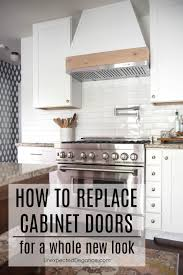 how to replace cabinet doors and drawer fronts replacing cabinet doors elegance