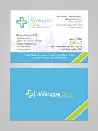 Creating Business Card Upmarket Modern Business Card Design For Om Banerjee By