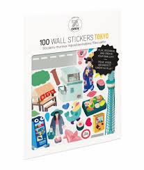 city wall stickers dlk design life kids omy reusable wall stickers on dlk