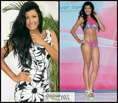 Madeline Leidy Miss Colombia 2014 Miss Universe Atlántico Mi San Andres