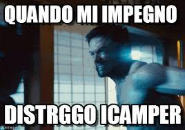 Wolverine Picture Meme - quando mi impegno wolverine movie meme on memegen