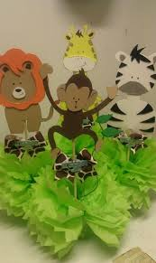 Safari Baby Shower Centerpiece by 73 Best Amy Baby Shower Images On Pinterest Die Cutting Animal