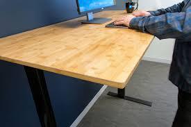 nextdesk terra standing desk review digital trends
