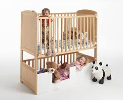 Cot Bunk Beds The Bunk Cot Company 3 In 1 Bunkcot 0 6 Yrs Beech Co Uk
