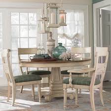 kitchen table bassett mirror table mirrored dining room