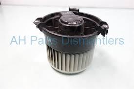 lexus hybrid ebay motors 10 11 12 13 14 15 toyota highlander rear heater blower motor fan