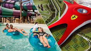 ferrari world ferrari world and yas waterworld bronze pass supreme tourism