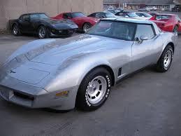 1981 chevrolet corvette for sale carsforsale com