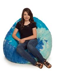 Tie Dye Bean Bag Chair Large Bean Bags Amazing Giant Bean Bag Cool Furniture To Snuggle