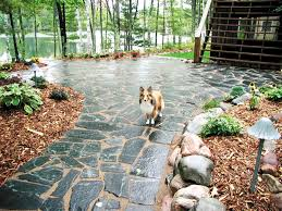 Average Cost Of Flagstone by Indianapolis Flagstone Decorative Rock Flagstone Walkways