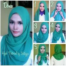 tutorial hijab pashmina tanpa dalaman ninja til elegan dengan pashmina info faraku