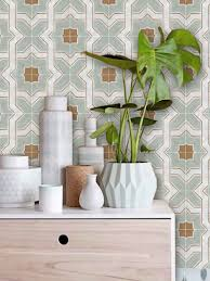 tile decals quadrostyle lattice vinyl tile stickers pack in