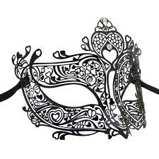 venetian mask in london for her favaloro filigree swarovski