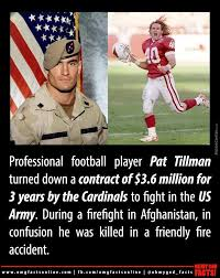 pat tillman a true hero by pookynat meme center