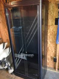 Glass Display Cabinet Craigslist Na Second Display Cabinet In A Year