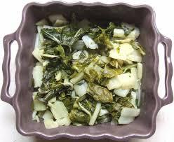cuisiner le vert des blettes cooking gratin de blettes