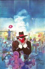 Bill Sienkiewicz Stray Toasters The Great Comic Book Heroes Happy 57th Birthday Bill Sienkiewicz