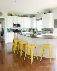 Painting Kitchen Cabinets White Without Sanding by How To Paint Kitchen Cabinets Yourself Without Sanding Rhydo Us