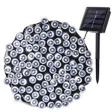 qedertek solar string lights qedertek solar christmas string lights 72ft 200 led outdoor fairy