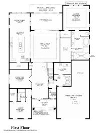 Emirates Stadium Floor Plan Julington Lakes Ambassador Collection The Julington Home Design