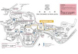 Queens College Map Hku Campus Map