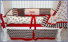 Boy Monkey Crib Bedding Sock Monkey Crib Bedding Home Design Ideas