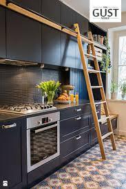 3650 best cabinets drawers dressers images on pinterest mieszkanie na gornym mokotowie kuchnia styl eklektyczny zdj cie od gust meble black kitchen