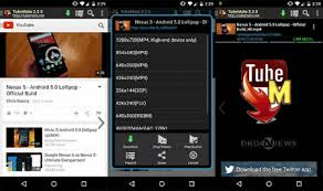dowload tubemate apk and install tubemate apk showbox for android