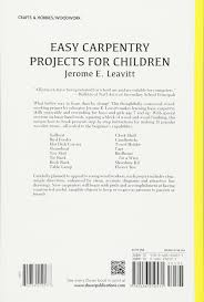easy carpentry projects for children dover children u0027s activity