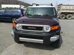 toyota car dealers 2007 toyota fj cruiser berkshire used cars and car dealers