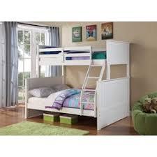 harriet bee ciera twin over full loft bunk bed u0026 reviews wayfair