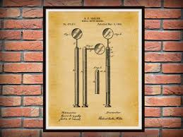 office wall art patent 1892 dental mirror art print poster medical dentist