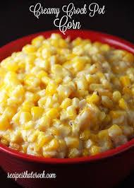 crock pot corn recipes that crock