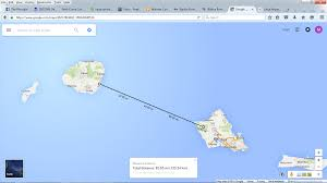 Honolulu Airport Map Flat Earth Is Not The Answer The Principle