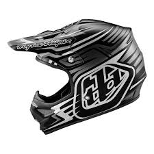 lightweight motocross helmet troy lee designs air scratch black helmet dirtnroad com off