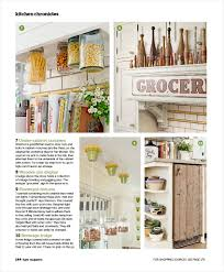 Kitchen Collection Magazine Recycled Kitchen In Hgtv Magazine Lincoln Barbour Virginia