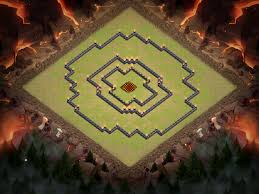 Home Design Lava Game by Town Hall 10 War Base Design For 2016