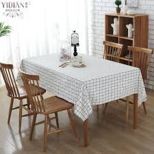 Dining Room Table Cloth Popular Modern Tableclothsbuy Cheap Tablecloths Lots From Pictures