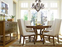 table fetching light oak round dining table pedestal set with leaf