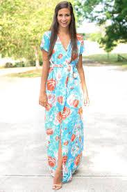 pretty floral print maxi wrap dress 62 00