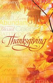 words of thanksgiving bulletins 100 christianbook