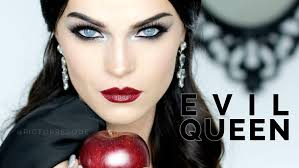 Youtube Halloween Makeup by E V I L Q U E E N Make Up Look Smokey Eyes U0026 Bold Lips Youtube
