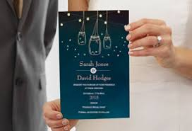 wedding programs vistaprint wedding stationery invitations cards by vistaprint