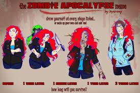 Zombie Apocalypse Meme - zombie apocalypse meme by the artistic dragon on deviantart